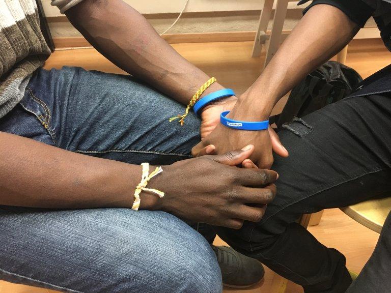 L'association Le Refuge pourra accompagner les demandeurs d'asile homosexuels lors de leur entretien à l'Ofpra. Crédit : InfoMigrants