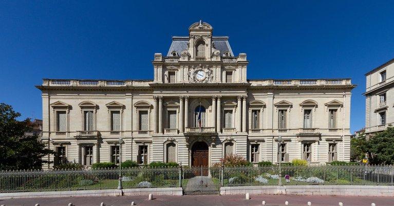 Wikimedia Commons CC BY 3.0 Pierre Selim |Vue de la préfecture de Montpellier.
