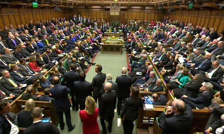 ANSA / منظر عام لمقر البرلمان بوسط لندن. المصدر: إي بي أيه.