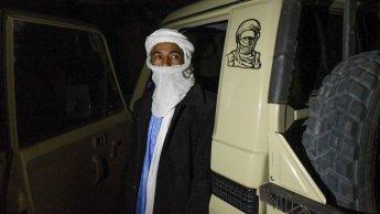 مهدي شبيل / فرانس 24  نائب رئيس جمعية المهربين السابقين للمهاجرين الأفارقة جنوب الصحراء بمنطقة أغاديز أحمد الموكدي.
