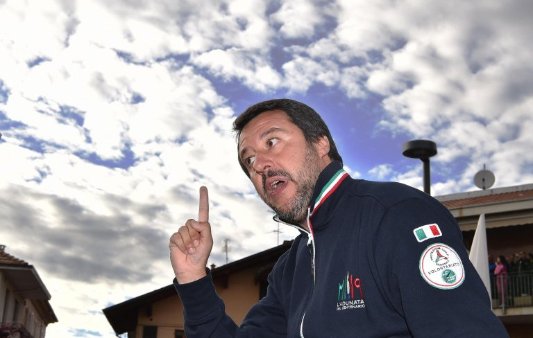 Matteo Salvini | Photo: ANSA/ALESSANDRO DIMARCO