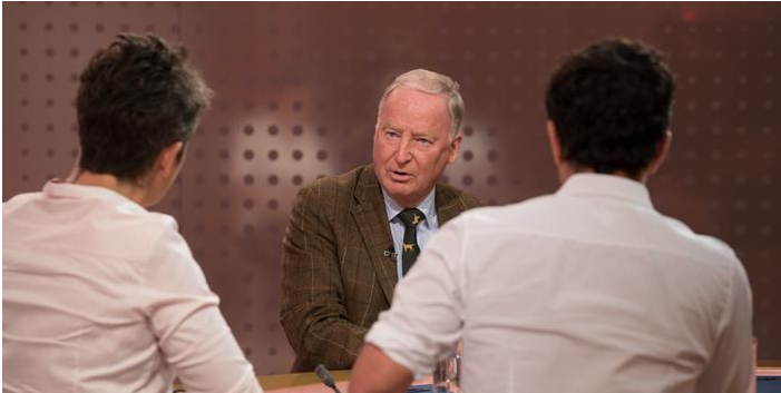 interview with Alexander Gauland, Afd