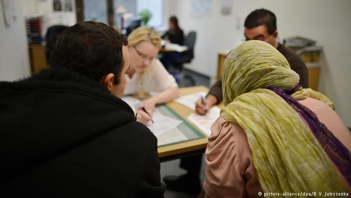 رقم مهاجران ثبت شده در آلمان، در سال ۲۰۲۰ کاهش چشمگیر داشته است