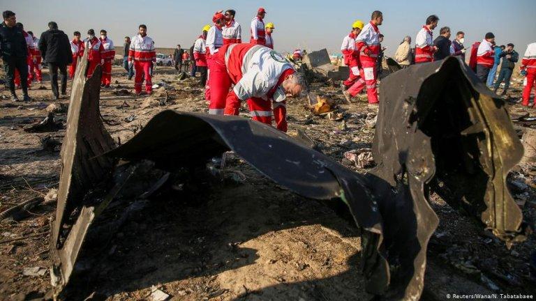 اعضای یک خانواده مهاجر افغان که در آلمان زندگی میکردند، در حادثه سقوط هواپیما در ایران جان باخته اند.