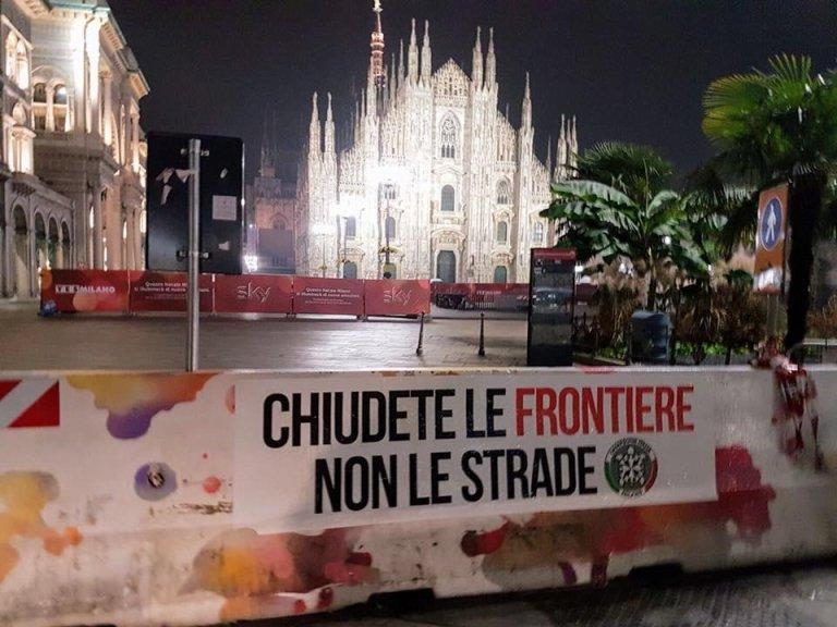 Credit: CasaPound Italia