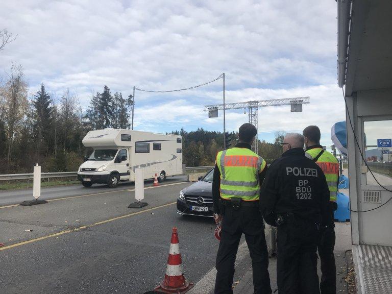 استمرار الرقابة على الحدود النمساوية الألمانية