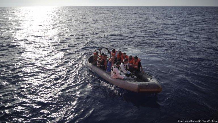 «اوشین وایکینگ» در مجموع ۲۱۷ تن را در بحیره مدیترانه نجات داد که ۳۵ تن از آن ها قبلا به مالتا انتقال یافته بودند.