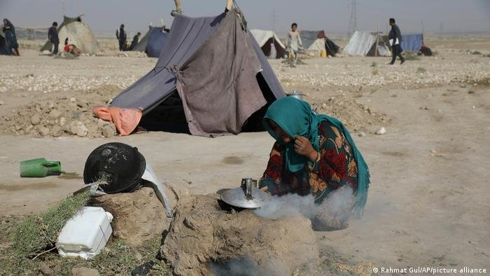 Thousands of Aghans could flee the country if the Taliban takes more provinces
