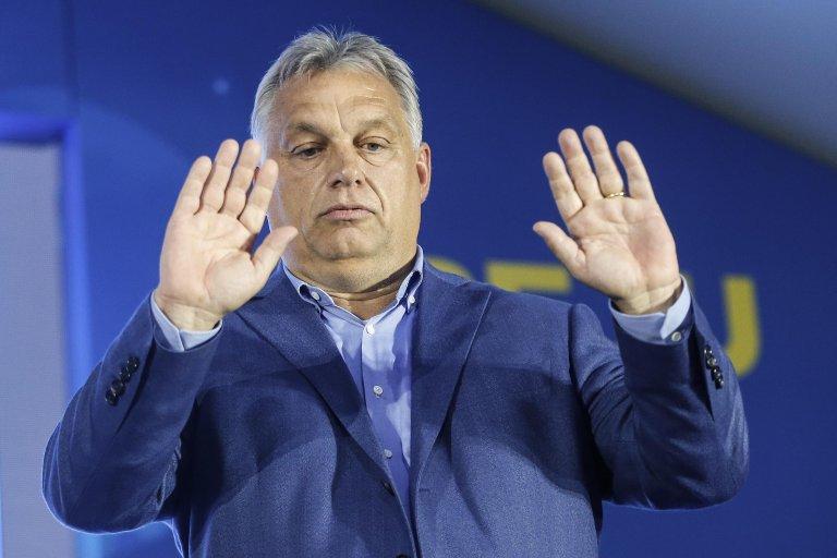 ANSA / رئيس الوزراء المجري فيكتور أوربان. المصدر: أنسا / فابيوس فروتساتشي.