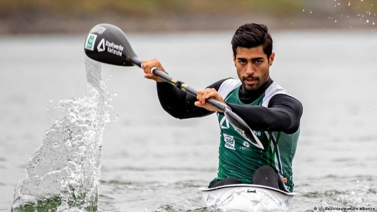 Saeid Fazloula hopes to make his Olympic debut in Tokyo after failing to make it in 2016 | Photo: Uli Deck/dpa/picture-alliance