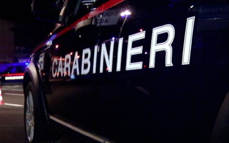 The Salerno Carabinieri police | ANSA