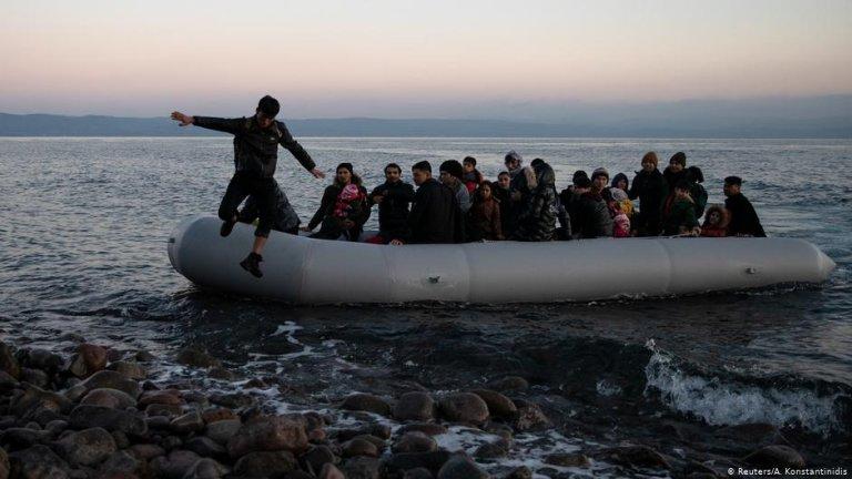 از نظر سازمان های حامی مهاجران، اتحادیه اروپا تا به حال نتوانسته برای حل مساله مهاجرت پاسخ جامعی پیدا کند./عکس: Reuters/A. Konstantinidis