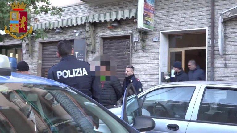 A border police operation against illegal immigration in Ventimiglia (Imperia) | Photo: ANSA/State police