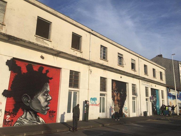 """مركز إيواء """"ليتاب"""" في مدينة بيون جنوب غرب فرنسا. الصورة: بوعلام غبشي"""