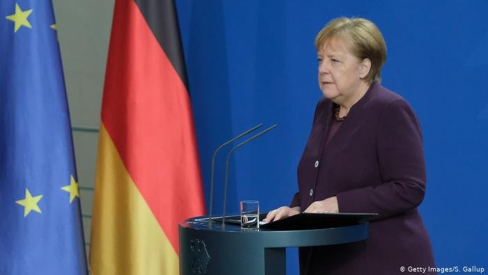 انگلا مرکل صدراعظم آلمان