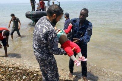 عشرات المفقودين في غرق قارب مهاجرين قبالة السواحل الليبية
