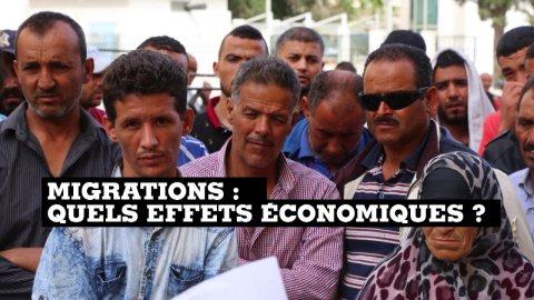 Selon plusieurs études économiques, les migrants sont une richesse pour les pays d'accueil.