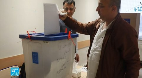 العراقيون في تركيا ينتخبون