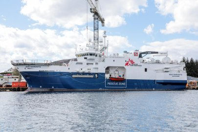 Doctors Without Borders to resume migrant rescue operations at sea