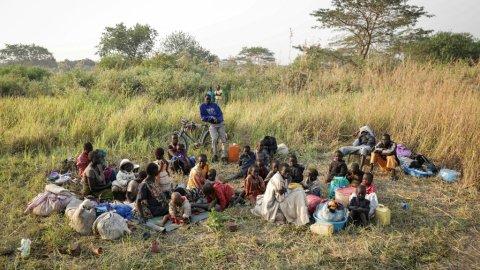 Les réfugiés sud-soudanais pris en étau entre la guerre civile et les autorités congolaises