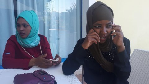 Hikma's story: Rescued by Open Arms - InfoMigrants