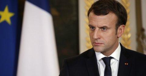 الرئيس الفرنسي إيمانويل ماكرون: بيع مهاجرين أفارقة في ليبيا جريمة ضد الإنسانية