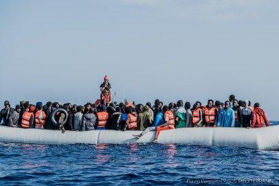 Ocean Viking rescues 236 people off Libyan coast