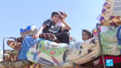 Liban : les réfugiés syriens de plus en plus nombreux à rentrer chez eux