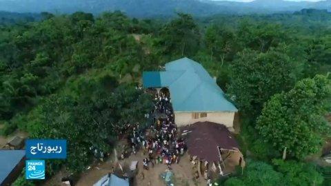 ريبورتاج: مخيم بين نيجيريا والكاميرون