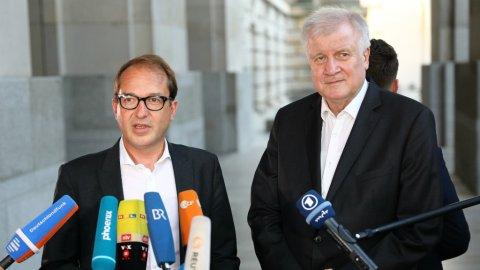 Un accord sur les migrants a été trouvé en Allemagne.