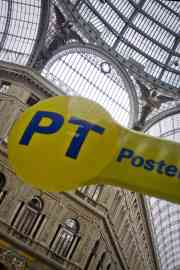 An office of Poste italiane in Naples | Photo: ARCHIVE/ANSA/CIRO FUSCO