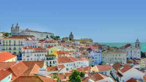 The Portuguese capital Lisbon   Photo: Pixabay